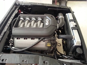 Hot Rod Power Source Coyote Engine Coyote Swap, Hot Rod Power Source